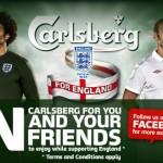 Carlsberg Sponsors FA